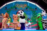 Imprimer le dessin en couleurs : Panda, numéro 108819
