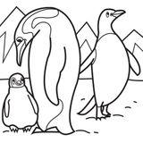 Imprimer le coloriage : Pinguoin, numéro 25f62741