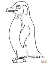 Imprimer le coloriage : Pinguoin, numéro 2792456e