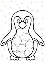 Imprimer le coloriage : Pinguoin, numéro 33dfbe80