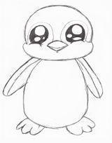 Imprimer le coloriage : Pinguoin, numéro 3c87a489