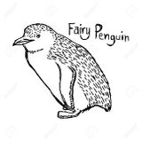 Imprimer le coloriage : Pinguoin, numéro 456968ce