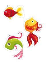 Imprimer le dessin en couleurs : Poisson, numéro 156678