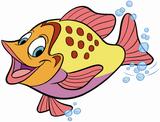 Imprimer le dessin en couleurs : Poisson, numéro 156689