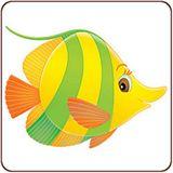 Imprimer le dessin en couleurs : Poisson, numéro 248038