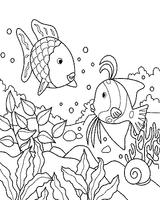 Imprimer le dessin en couleurs : Poisson, numéro 57464