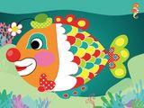 Imprimer le dessin en couleurs : Poisson, numéro 69894