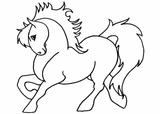 Imprimer le coloriage : Poney, numéro 128841