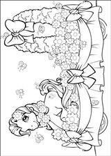 Imprimer le coloriage : Poney, numéro 128874