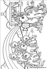 Imprimer le coloriage : Poney, numéro 146196
