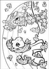 Imprimer le coloriage : Poney, numéro 146201