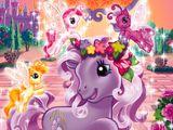 Imprimer le dessin en couleurs : Poney, numéro 180059