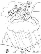 Imprimer le coloriage : Poney, numéro 18181