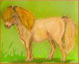 Imprimer le dessin en couleurs : Poney, numéro 19496