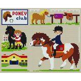 Imprimer le dessin en couleurs : Poney, numéro 21063