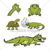Imprimer le dessin en couleurs : Reptiles, numéro 119675