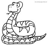 Imprimer le coloriage : Reptiles, numéro 25785