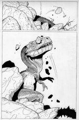 Imprimer le coloriage : Reptiles, numéro 28204