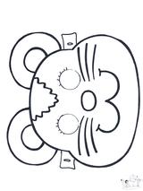 Imprimer le dessin en couleurs : Souris, numéro 165819