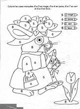 Imprimer le coloriage : Chiffres et formes, numéro 1550
