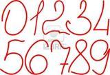 Imprimer le dessin en couleurs : Chiffres et formes, numéro 179987