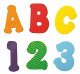 Imprimer le dessin en couleurs : Chiffres et formes, numéro 212632