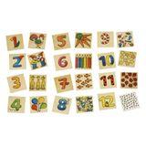 Imprimer le dessin en couleurs : Chiffres et formes, numéro 26643