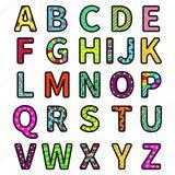 Imprimer le dessin en couleurs : Alphabet, numéro 15606670