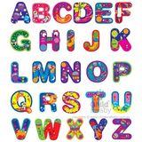 Imprimer le dessin en couleurs : Alphabet, numéro 168476