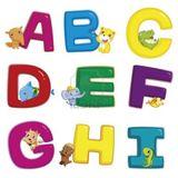 Imprimer le dessin en couleurs : Alphabet, numéro 168478