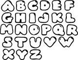 Imprimer le coloriage : Alphabet, numéro 2539144e