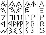 Imprimer le coloriage : Alphabet, numéro 276910