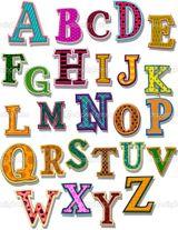 Imprimer le dessin en couleurs : Alphabet, numéro 301618