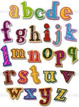 Imprimer le dessin en couleurs : Alphabet, numéro 301620