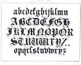 Imprimer le dessin en couleurs : Alphabet, numéro 367922