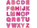 Imprimer le dessin en couleurs : Alphabet, numéro 374211