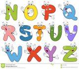 Imprimer le dessin en couleurs : Alphabet, numéro 588316