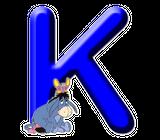 Imprimer le dessin en couleurs : Alphabet, numéro 614340