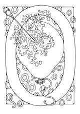 Imprimer le coloriage : Chiffre trois, numéro 142116