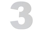 Imprimer le dessin en couleurs : Chiffre trois, numéro 683601