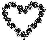 Imprimer le coloriage : Coeur, numéro 113531