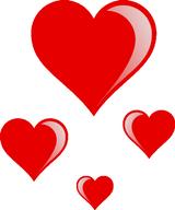 Imprimer le dessin en couleurs : Coeur, numéro 117693