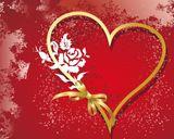Imprimer le dessin en couleurs : Coeur, numéro 117700