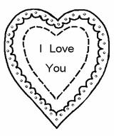 Imprimer le coloriage : Coeur, numéro 128725