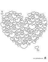 Imprimer le coloriage : Coeur, numéro 128734