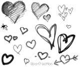 Imprimer le coloriage : Coeur, numéro 146102