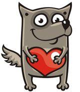 Imprimer le dessin en couleurs : Coeur, numéro 156999