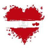 Imprimer le dessin en couleurs : Coeur, numéro 157002