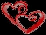 Imprimer le dessin en couleurs : Coeur, numéro 207314