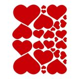 Imprimer le dessin en couleurs : Coeur, numéro 70335